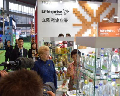 China–United States trade war offers a chance for Lithuanian exporters to stand out